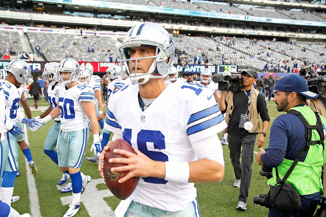 Matt Cassel Dallas Cowboys