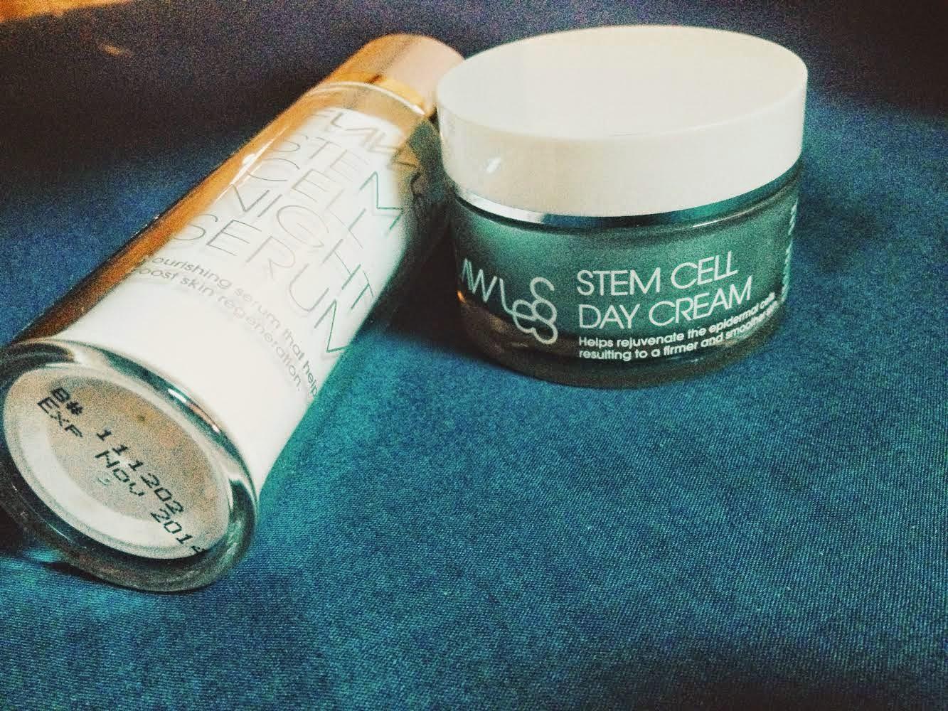Flawless Stem Cell Day Cream & Stem Cell Night Serum