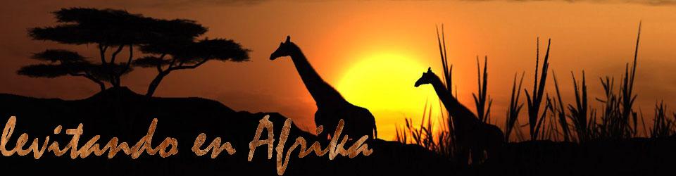 Levitando en Afrika
