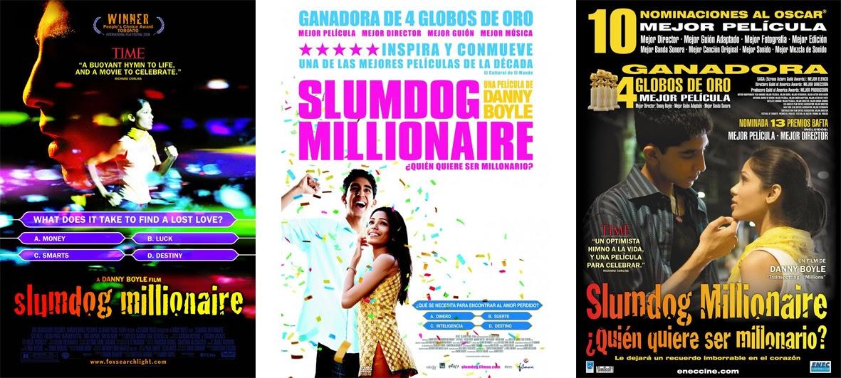 Slumdog Millionaire - Slumdog. Milioner z ulicy (2008)