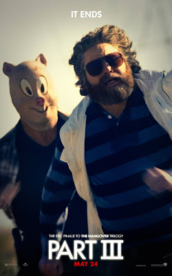"The Hangover Part III ""The End"" Character Movie Posters - Zach Galifianakis as Alan"
