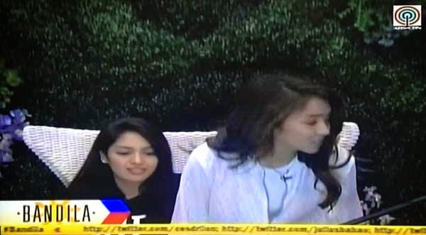Kathryn Bernardo confronts Jane Oineza