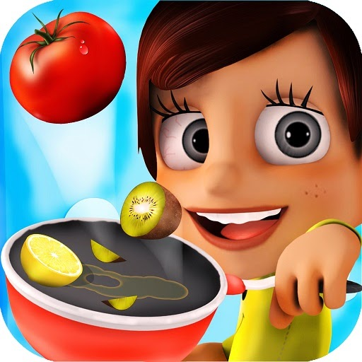 kids cooking game