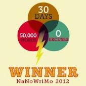 I WON NANOWRIMO!!! :D