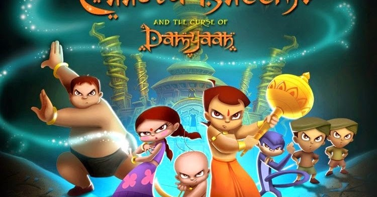 Chota Bheem And The Curse Of Damyaan Full Movie - Online ...