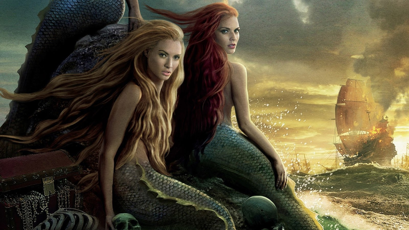 Top 10 Best On-Screen Mermaids | All Time Best