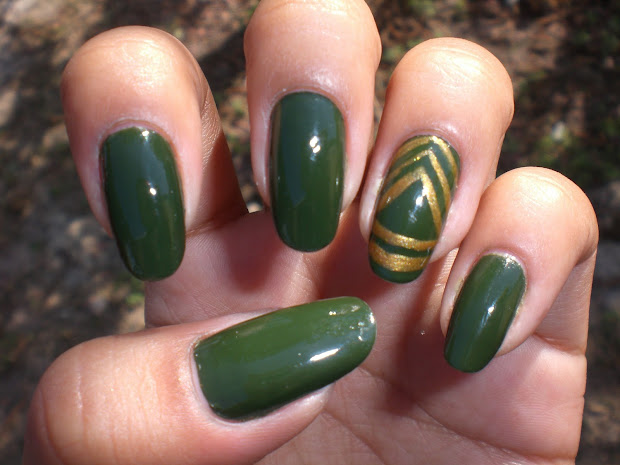 army nails sergeant