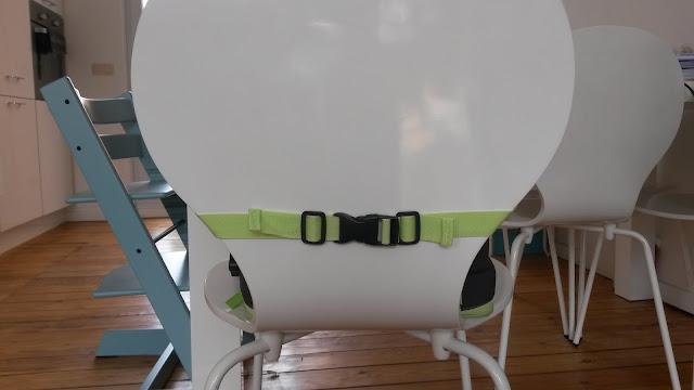 Rehausseur chaise enfant Up&Go de BabyMoov