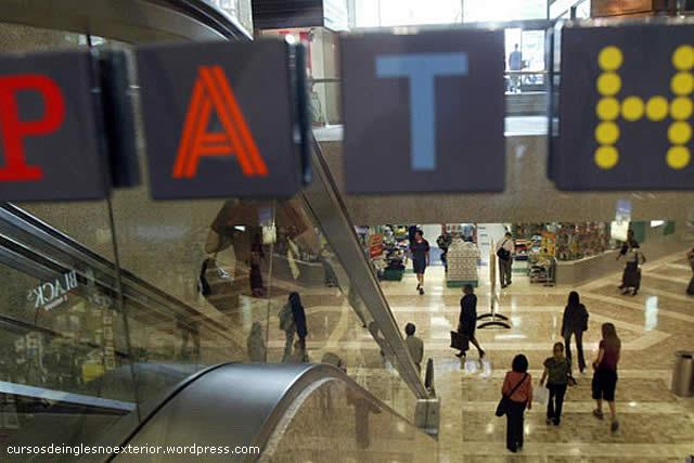 PATH - underground shopping complex -  Canada