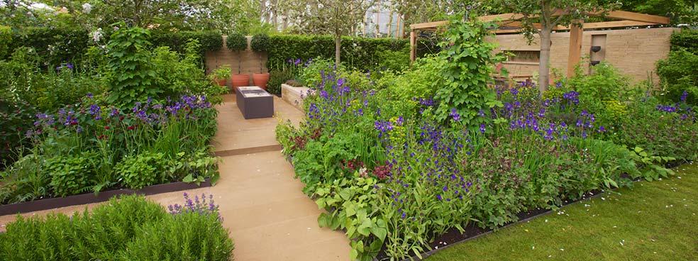 Feltabulous my favourite chelsea gardens 2013 for Garden trees homebase
