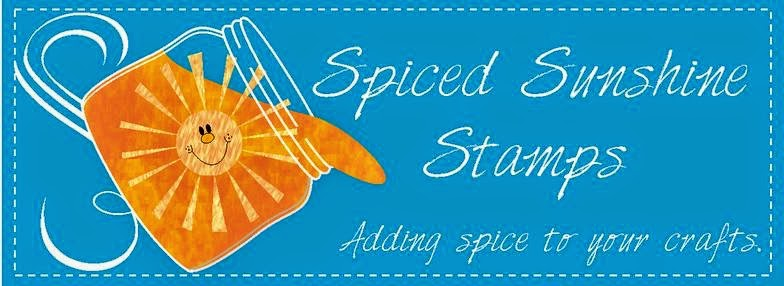 Spiced Sunshine Stamps
