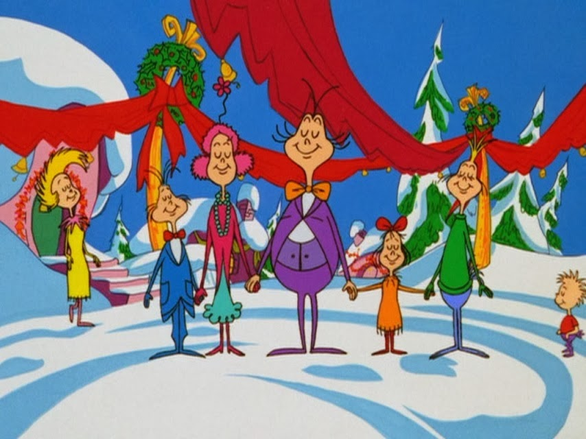 The Grinch Who Stole Christmas Movie Whoville The Real Meaning of Christmas