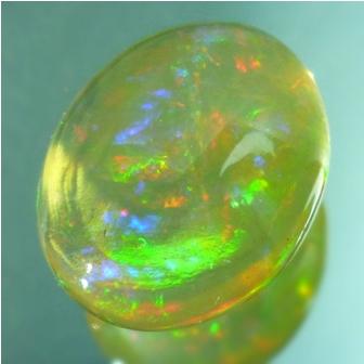 Nama Batu Cincin Kalimaya Opal