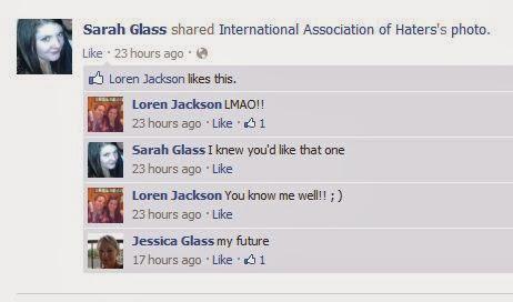sarah glass, loren jackson, jessical glass