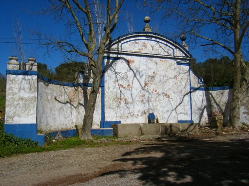 Fontanário do parque de Montemor o Novo