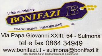 Agenzia Immobiliare Bonifazi Sulmona