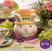 """""""EASTER BUNNY"""" -  Feb Warmer of the Month"""