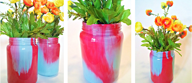 Pickle Jar and Paint Ombre Vases: Our 8 Favorite Upcycled DIY's for Your Home
