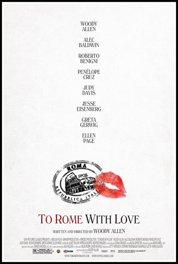 Watch To Rome with Love Movie Online Free 2012