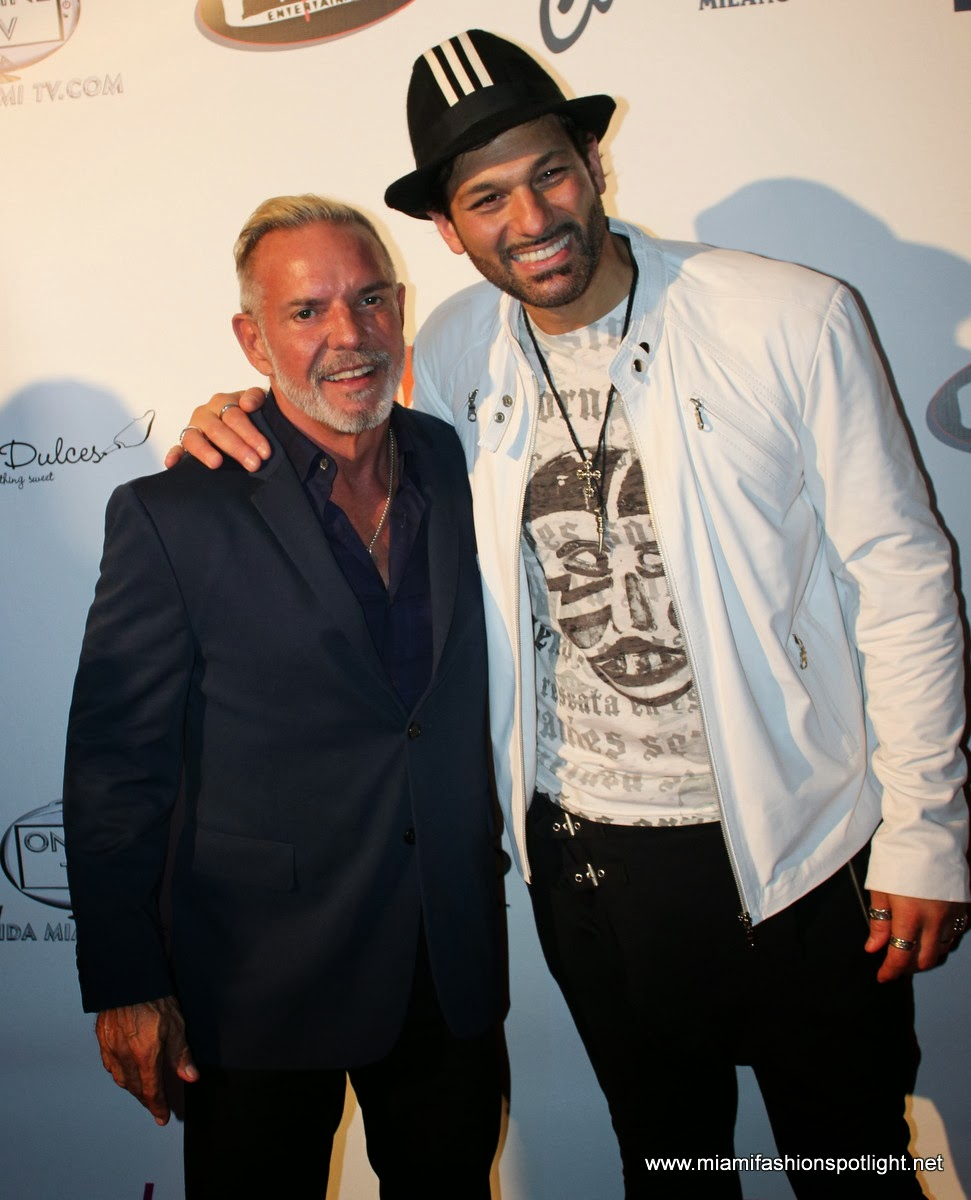 Celebrity Stylist, Leonardo Rocco celebrates birthday bash at LMNT