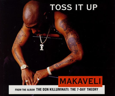 2Pac – Toss It Up (CDS) (1996) (320 kbps)