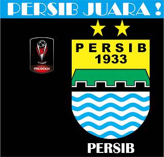 Persib berhasil menjadi juara Piala Presiden 2015