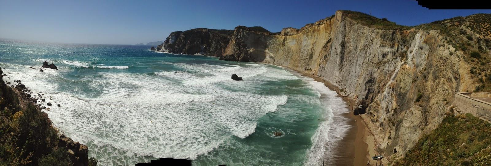 Beach Italy Ponza