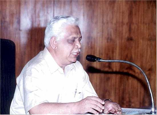 DR. K K Mohammed Koya
