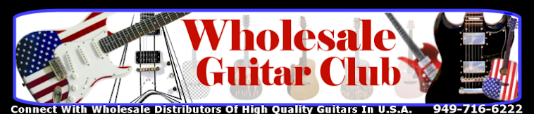 Wholesale Music Instrument Distributors Info (949)716-6222