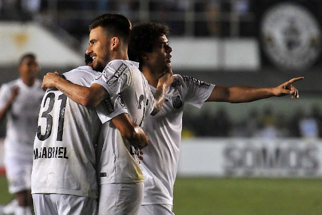 Santos segue em ascensão sob o comando de Dorival Júnior (foto: Ivan Storti/Santos FC)