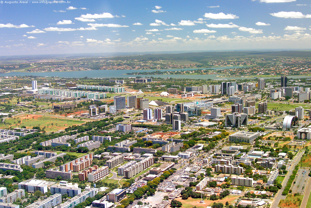 Kota dengan desain tercantik di dunia