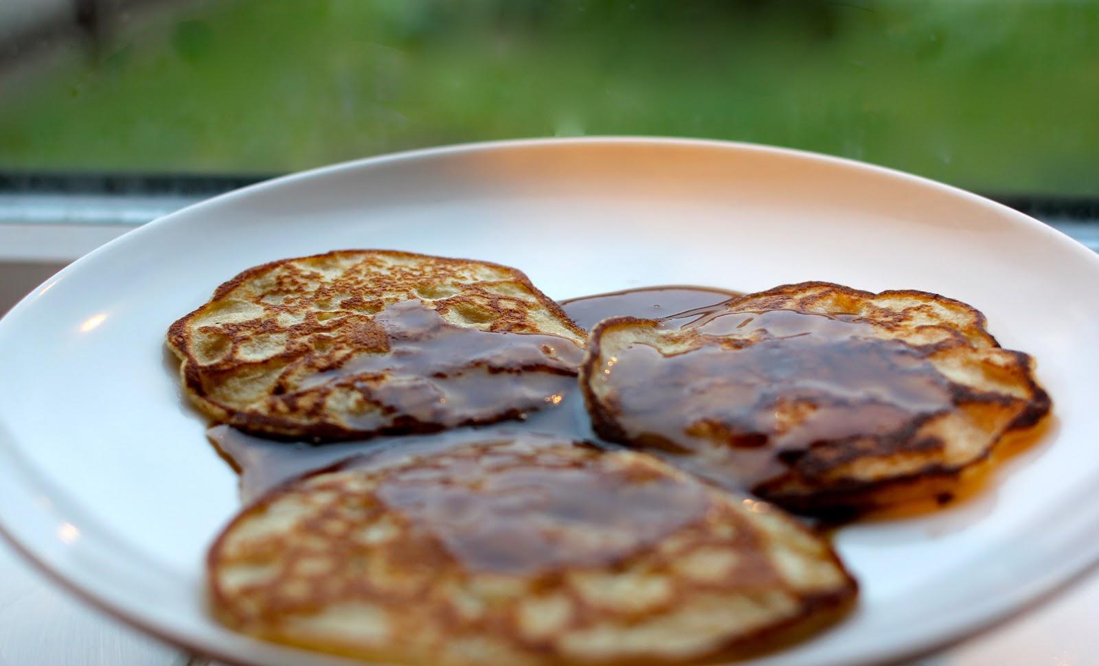 Dairy free pancakes