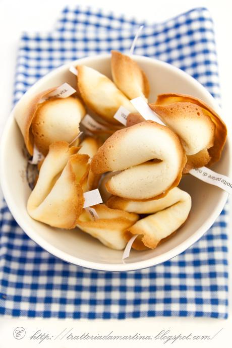 Biscotti della fortuna cinesi