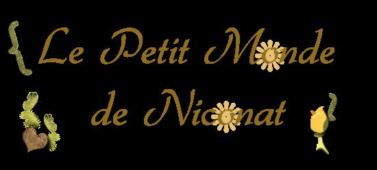 LE PETIT MONDE DE NICONAT