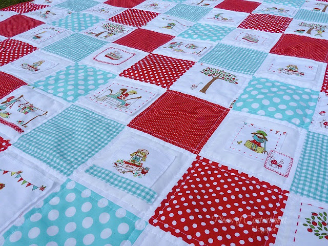 Pieces Of Contentment Simple Life Quilt