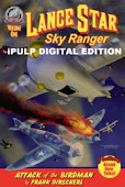 iPulp LANCE STAR: SKY RANGER - Vol.1 #1: Attack of the Bird Man by Frank Dirsherl