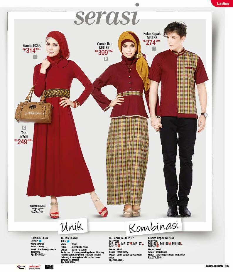 Baju Muslim Untuk Pasangan Suami Istri Baju Muslim