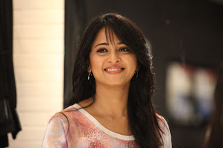 Anushka Hot in Mirchi