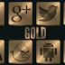 Gold - Icon Pack v3.2.4.1 Apk