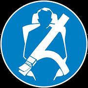 حزام السلامة = السلامة