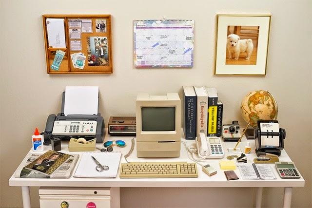 تطور سطح المكتب من 1980- 2014