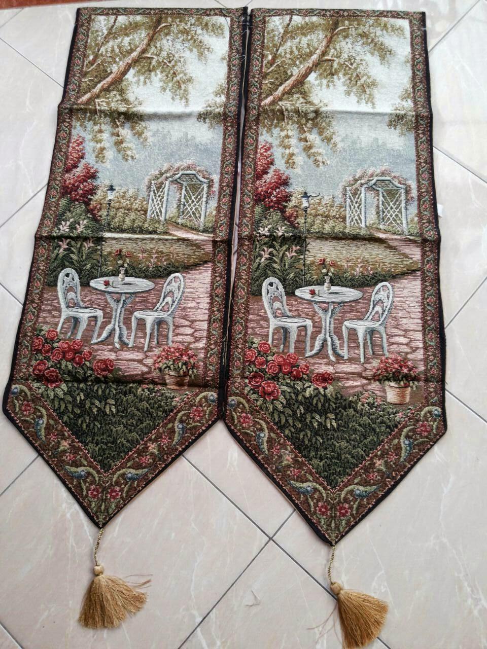 Hambal Tapestri Mekkah Madinah