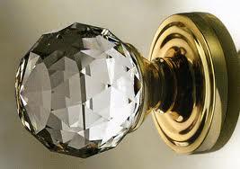 Swarovski crystal door knobs crystal door knobs