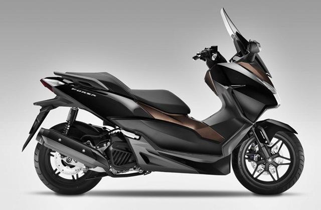 Honda kode K35 adalah Honda Forza 150?