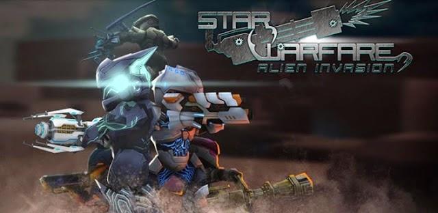 Star Warfare:Alien Invasion HD v2.80.01 APK MOD