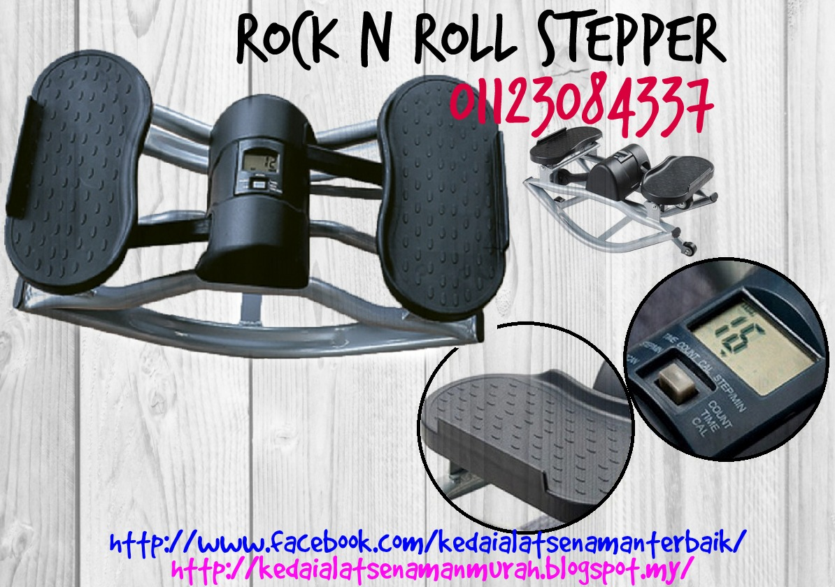 ROCK N ROLL STEPPER