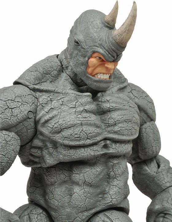 rhino marvel select