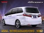 Eksterior Mobil All New Honda Odyssey