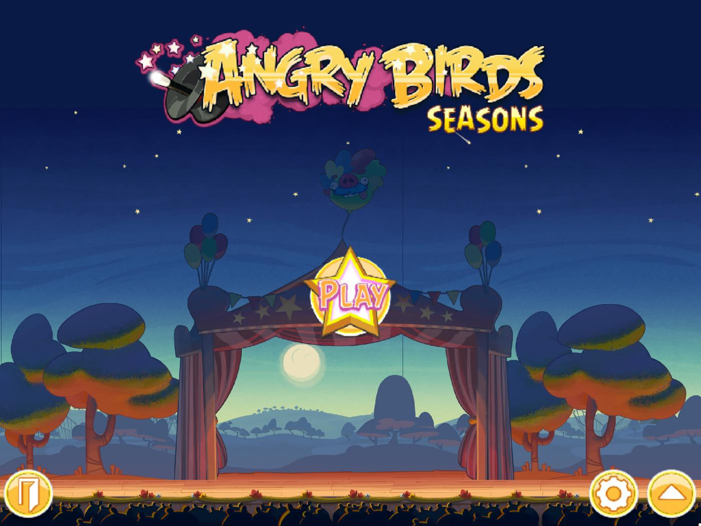 Angry Birds Seasons PC Game