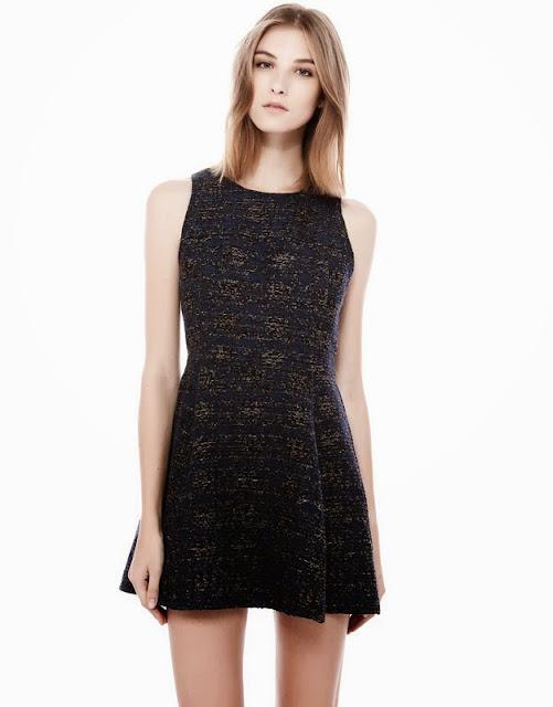 siyah kısa gece elbisesi
